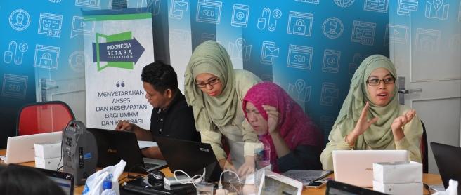 Kursus Digital Marketing di Bekasi Utara Bersama Ifadah Amalia S.Kom, MMSI