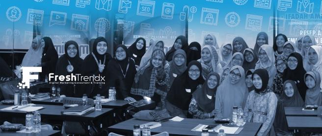Kursus Digital Marketing di Jakarta Pusat Bersama Ifadah Amalia S.Kom, MMSI