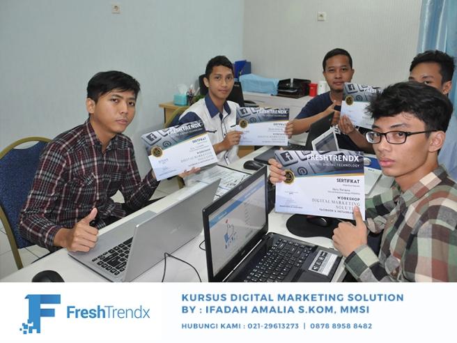 Kursus Facebook & Instagram Ads di Bekasi Timur