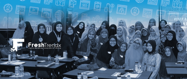 Kursus Search Engine Optimization di Bekasi Timur Bersama Ifadah Amalia S.Kom, MMSI