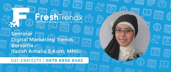 Kursus Search Engine Optimization di Bekasi Utara Bersama Ifadah Amalia S.Kom, MMSI