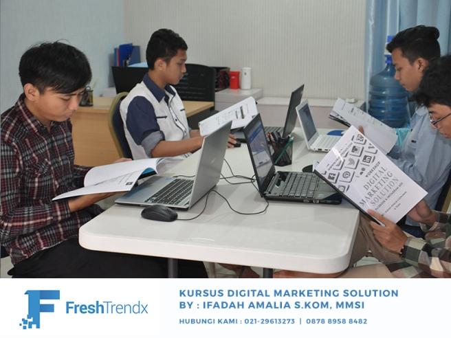 Private Digital Marketing di Jakarta Pusat