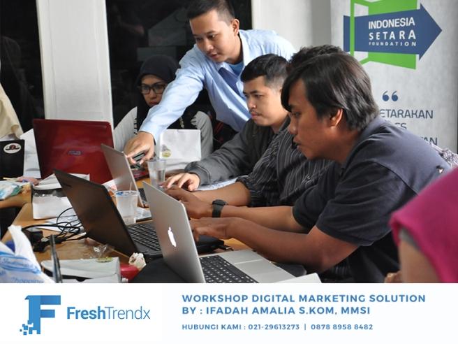 Private Digital Marketing Untuk Pemula di Jakarta Utara