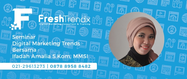 Private Search Engine Marketing di Bekasi Utara Bersama Ifadah Amalia S.Kom, MMSI