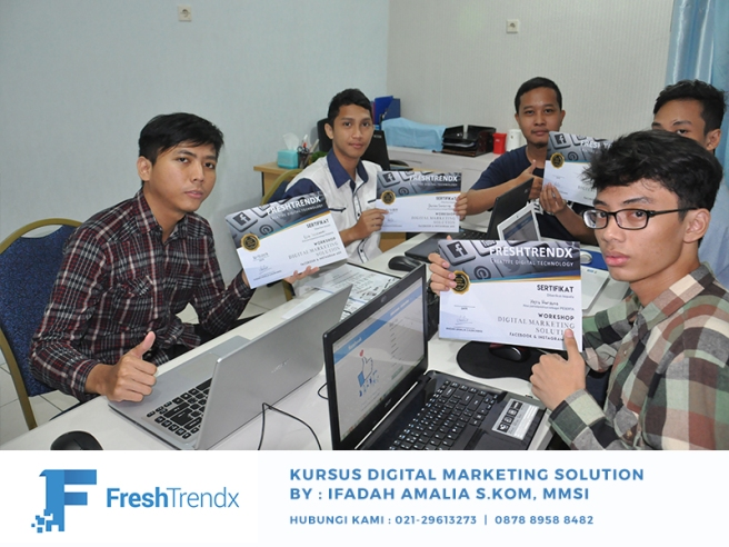 Private SEM di Bekasi Bersama Ifadah Amalia S.Kom, MMSI