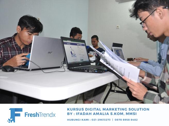 Private SEM di Bekasi Selatan Bersama Ifadah Amalia S.Kom, MMSI
