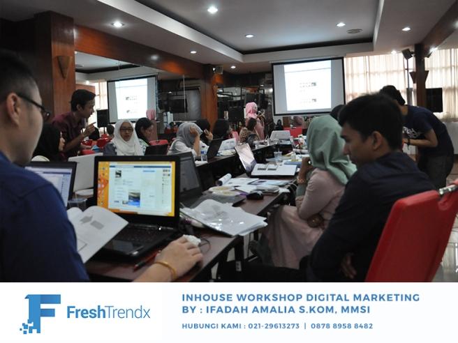 Private SEM di Bekasi Utara Bersama Ifadah Amalia S.Kom, MMSI