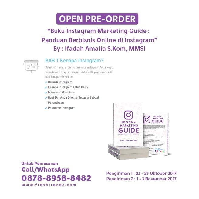 Buku Cara Jualan Online di Instagram BAB1