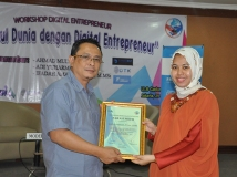 seminar internet marketing di kampus